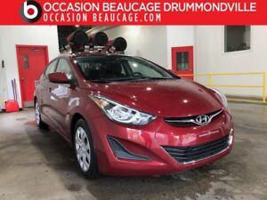 2015 Hyundai Elantra GL - DÉMARREUR - SIÈGES CHAUFFANTS !!!