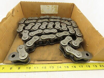 Hi-max 100h No. 100 Single Strand Riveted Roller Chain 75