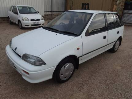 1991 Holden Barina Automatic Hatchback Clovelly Park Marion Area Preview
