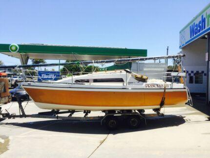 Sonata 7 Sailing boat Maroochydore Maroochydore Area Preview