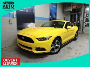 2015 Ford Mustang V6 COUPÉ FASTBACK CAMERA WOW VERY LOW MILEAGE