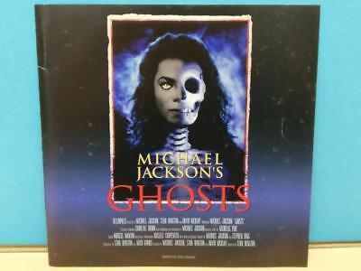 Michael Jackson MJ Ghosts 1997 Rare Asia Video CD VCD ZN297