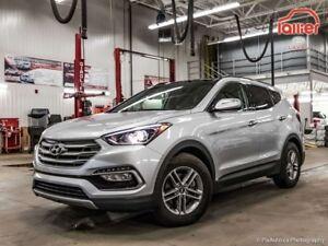 2017 Hyundai Santa Fe SPORT LIMITED JAMAIS ACCIDENTE AWD-TOIT-NA