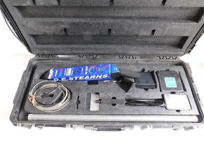 D.e. Stearns 1020 High Voltage Holiday Detector Pipeline Tool Spy