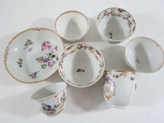 (7) Pieces of Early 19th Century Chinese Porcelain