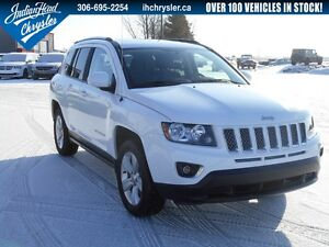 2015 Jeep Compass North High Altitude 4x4   Leather