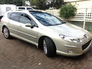 2007 Peugeot 407 HDi Wagon Auto Diesel Victor Harbor Victor Harbor Area Preview