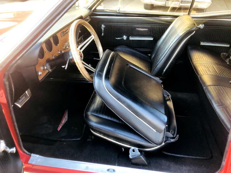 Image 17 Voiture Américaine de collection Pontiac GTO 1966