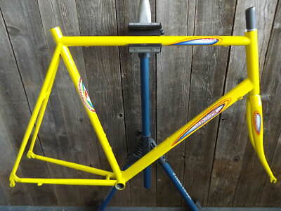 d064549f4aa New-Old-Stock Bertin Road Frame and Fork (60 cm) w/ Bright Yellow Enamel  Finish