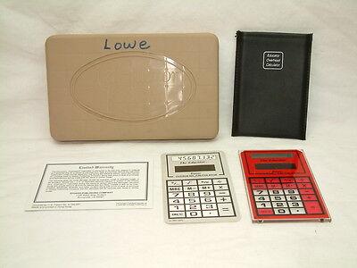 Stokes Publishing The Educator Overhead projector Calculator - Basic Version
