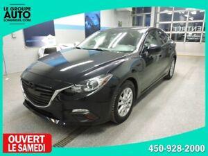 2016 Mazda Mazda3 GS AUTO NAV MAG BAS KM ET GARANTIE