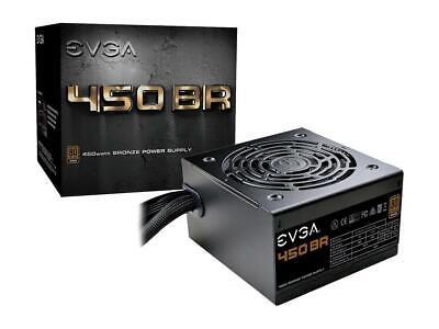 EVGA 450 BR 100-BR-0450-K1 450W ATX12V / EPS12V 80 PLUS BRONZE Certified Non-Mod