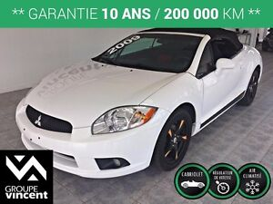 2009 Mitsubishi Eclipse GS**COVERTIBLE**