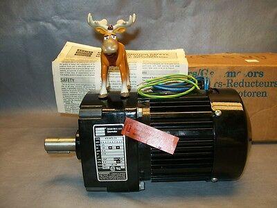 Bodine Electric Co. 42RBFSI-E4 Gearmotor