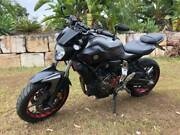2015 Yamaha MT07 New Beith Logan Area Preview