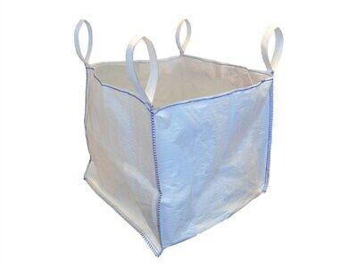 NEW 5 x 1 Ton  Bulk Bag Builders Rubble Sack FIBC  Tonne Jumbo Waste Storage