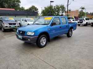 2002 Holden Rodeo LX