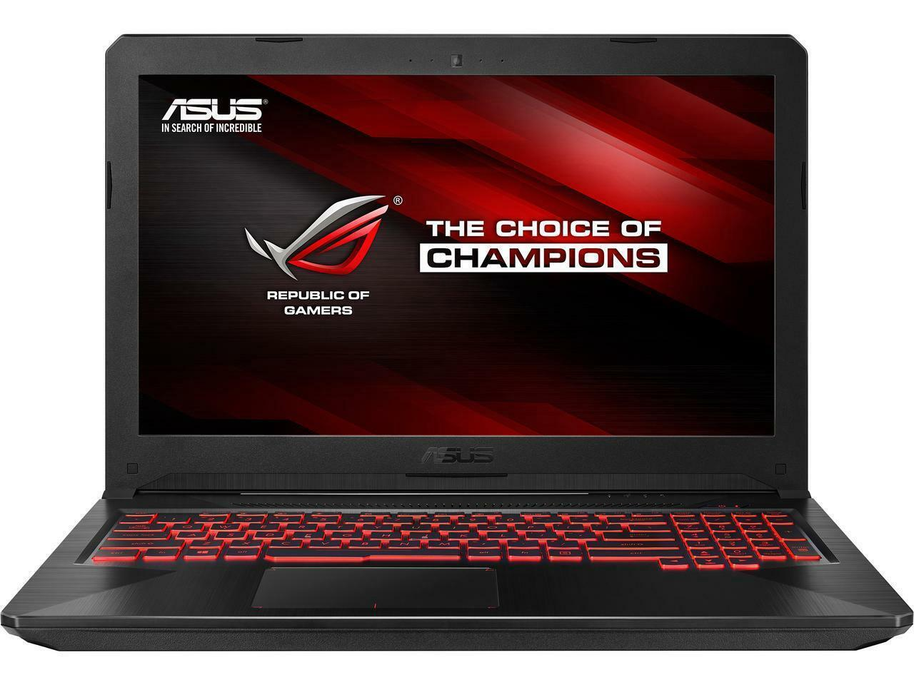 """NEW ASUS FX504GD-WH51 TUF Gaming Laptop NOtebook 15.6"""" IPS i"""