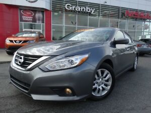 2017 Nissan Altima 2.5 S/BLUETOOTH/CRUISE CONTROL/AIR CLIMATISÉ