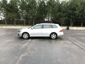 2011 VW GOLF WAGON COMFORTLINE TDI FWD