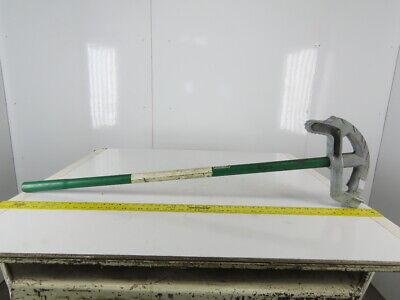 Greenlee Model 842 1 Emt 34 Rigid Conduit Bender W Handle