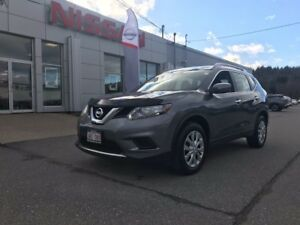 2014 Nissan Rogue S AWD WINTER READY!