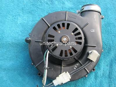 Trane Draft Inducer Motor Assembly D330757p02 Fasco 7021-9010