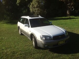 Subaru Outback 2001 Limited - Service history - PRICE REDUCED! Bundanoon Bowral Area Preview
