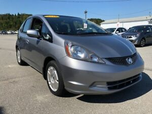 2010 Honda Fit LX   $136 BI WEEKLY Fuel Efficient with low km!