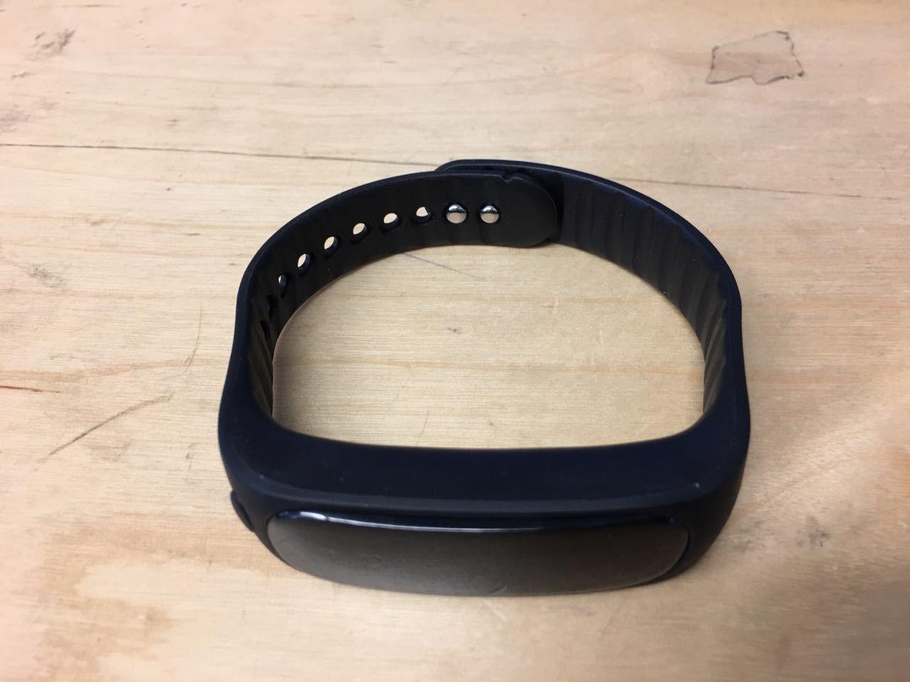 New Smart Wristband Watch Pedometer Distance Calories Sleep Monitoring Fitness Technology