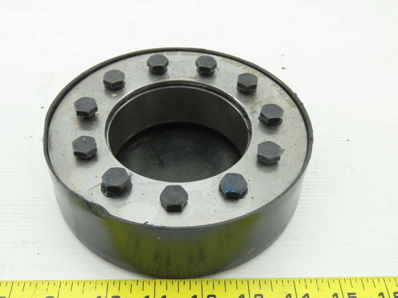 Ringfeder RfN 4061 085X155 85mm ID 155mm OD Bore Shrink Disc Coupling 22ft-lbs