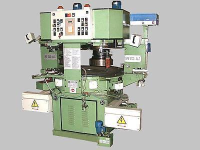 Melchiorre Twin Spindle Grinderlapper Model Sp3 1000
