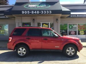 2008 Ford Escape XLT SPORTY