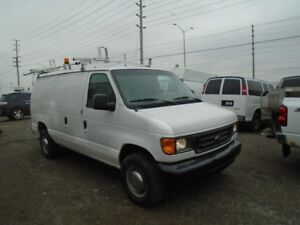 2005 Ford E250 Commercial