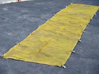 Alum-a-pole Pro-t-rim Safety Net 22 X 4 Feet Pump Jack Scaffold Work Protection