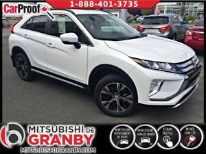 2018 Mitsubishi ECLIPSE CROSS SE TECHNOLOGIE *92$/SEM + KIT DE P