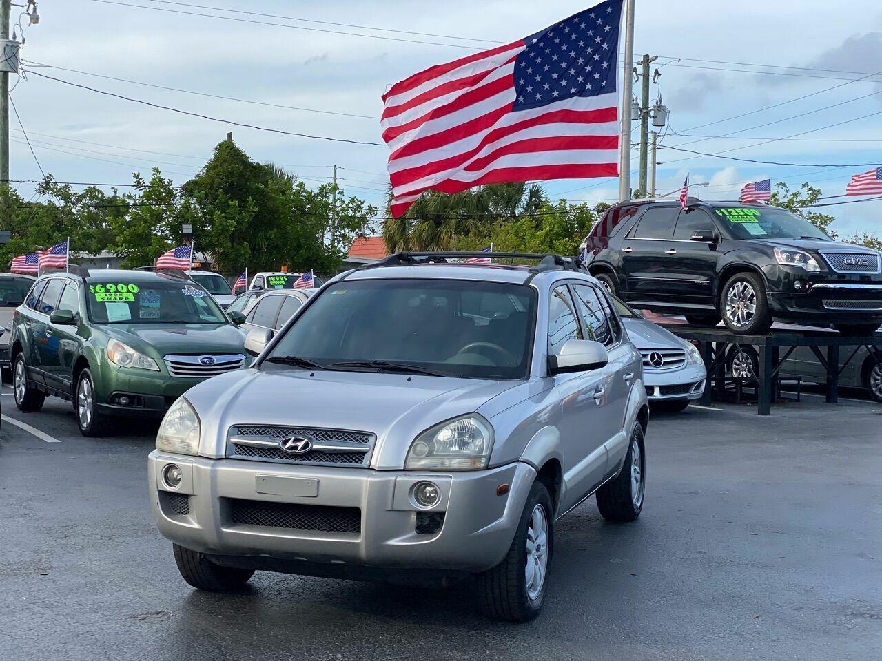 2006 Hyundai Tucson Limited SUV Runs Good Truck COLD AC FLORIDA L@@K WOW NICE