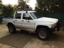 1986 Toyota Hilux Ute Roleystone Armadale Area Preview