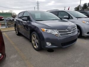 2012 Toyota Venza V6, A/C, GR ELEC, CRUISE CAN TOW 3500 LBS!