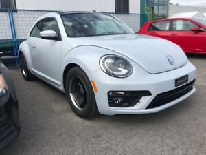 2017 Volkswagen Beetle Coupe Toit pano/Kessy/Cam recul/Cuir/Xeno