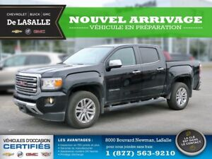 2016 GMC Canyon SLT 4WD Best Mid-Size Pick-Up...Like New.!
