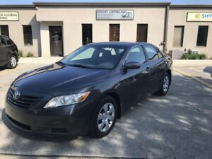 2009 Toyota Camry LE,CERTIFIED,NO ACCIDENTS