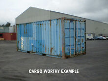 6m Shipping Containers - New & Used Port Adelaide Port Adelaide Area Preview