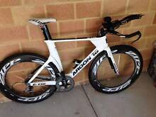 Argon Time Trial bike with 808 Zips Yokine Stirling Area Preview