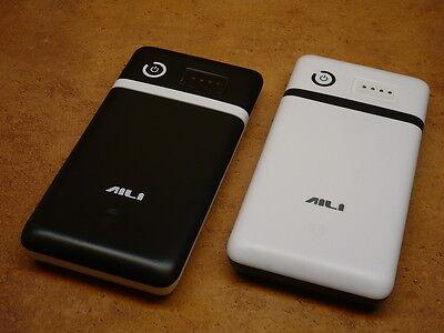 DIY Power bank allows 1-6 18650 batteries USB & 3.7V-12V adj