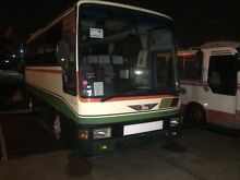 HINO RAINBOW CH3/160 bus/motor home 1992 low km's Capalaba Brisbane South East Preview