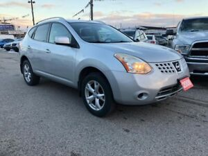 2008 Nissan Rogue SL, One Owner, Certified, Warranty