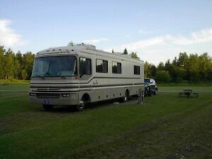 1996 Bounder 34' Class A J Series Wide Body Motorhome
