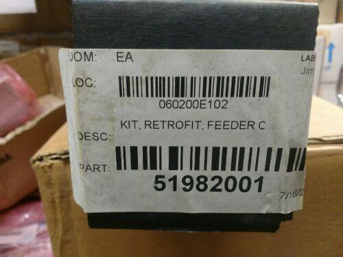 Universal Instruments 51982001 KIT Retrofit Feeder Cart *NEW