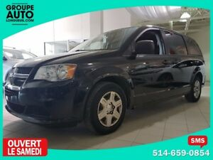 2013 Dodge Grand Caravan 7 PASSAGERS STOW N GO BLUETOOTH